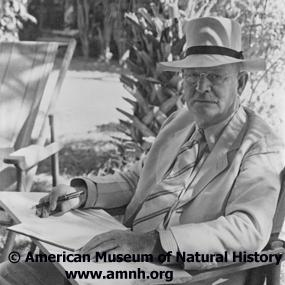 Frank Chapman (Copyright: American Museum of Natural History)