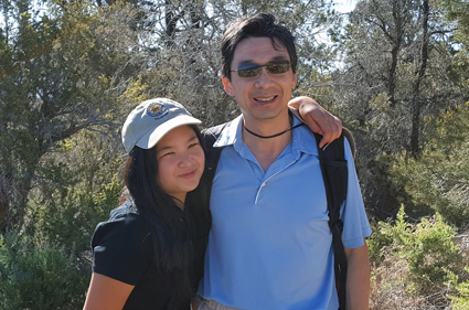 Elisa and Ron Yang