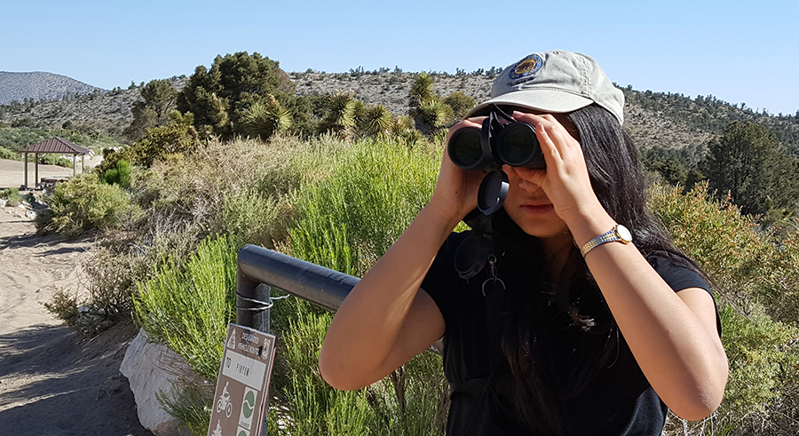 Meet 17-year-old Elisa Yang. She's the founder and president of the California Young Birders Club.