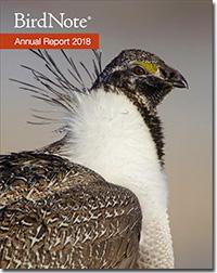 2018 BirdNote Annual Report