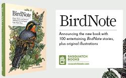 BirdNote book Sasquatch