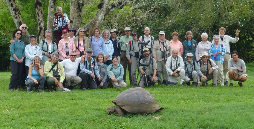 BirdNote VENT trip Galapagos