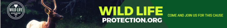 Wildlife Protection Sample Ad