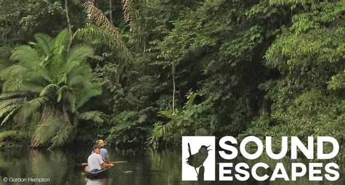 Listen to the latest episode of Sound Escapes