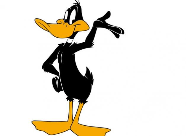 From The Start Daffy Duck Has Been A Cartoon Original Birdnote