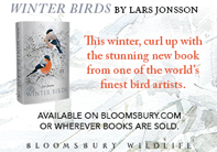 Bloomsbury Books Winter Birds Lars Jonsson